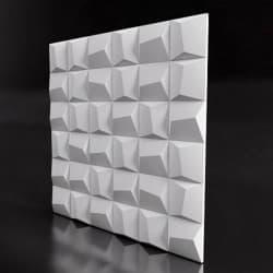 Гипсовые 3D-панели Скальник 50x50 см