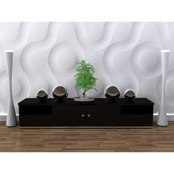 Гипсовые 3D-панели Аливия 50x50 см
