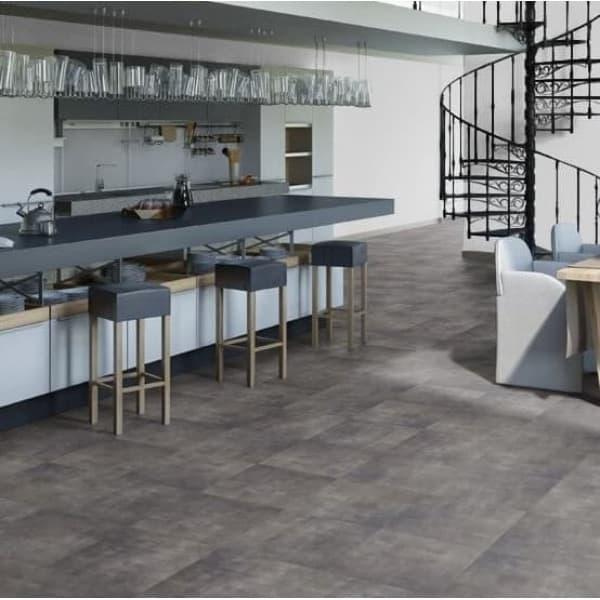 Плитка ПВХ Tarkett Lounge Concrete, 34 класс, Толщина 3 мм, 2,09 м2