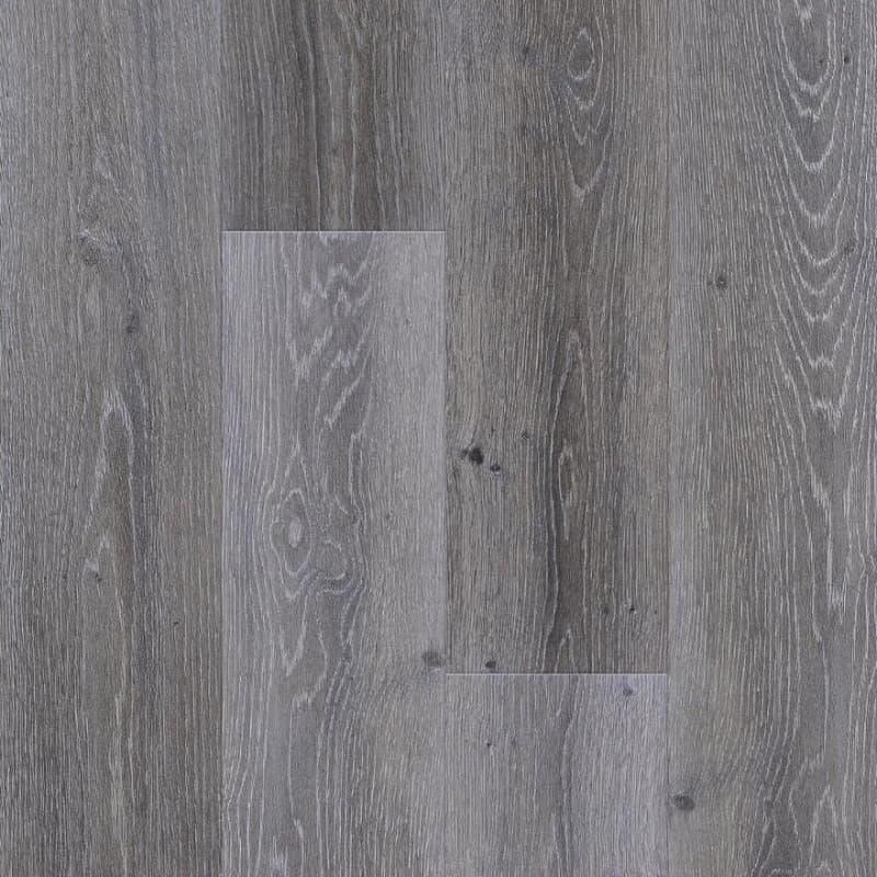 Кварцевый ламинат Fargo Comfort Дуб Серый Иней 379-1, 33 класс, Толщина 4 мм, 2,196 м2