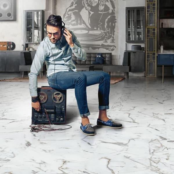 ПВХ плитка клеевая Tarkett Lounge Digi Edition Sander DJ, 34 класс, Толщина 3 мм, 2,09 м2