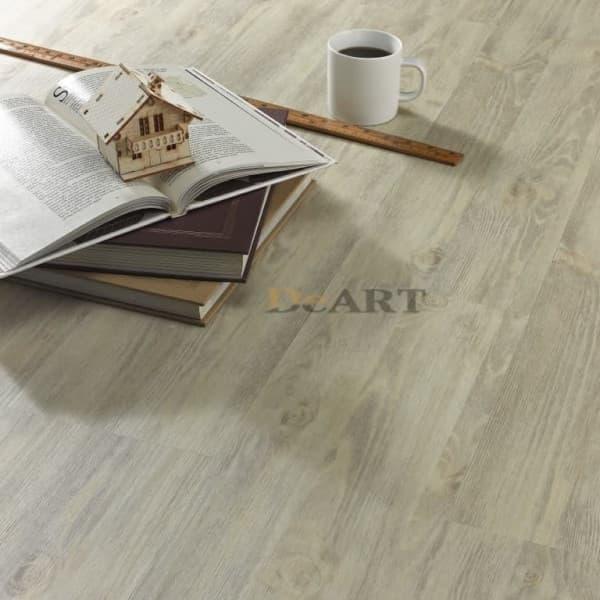 Кварцвиниловая ПВХ-плитка De Art Lite DA 5510, 34 класс, Толщина 2 мм, 4,89 м2