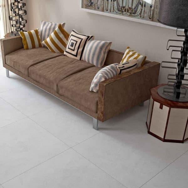 Керамогранит матовый Уральский гранит Granitea G340 Taganay White, Толщина 10 мм, 1,44 м2